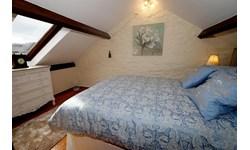 Fron Goch upstairs bedroom.